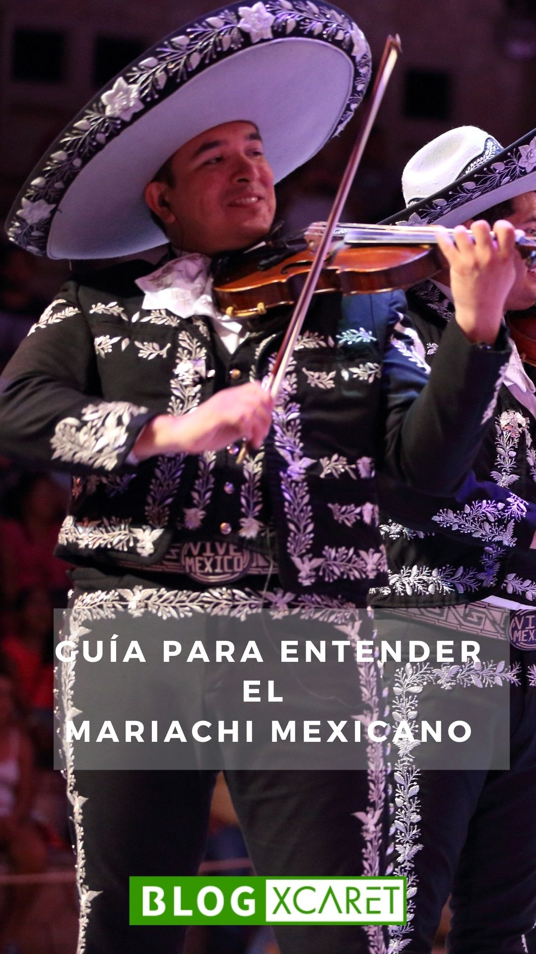 Guide to understanding the Mexican mariachi