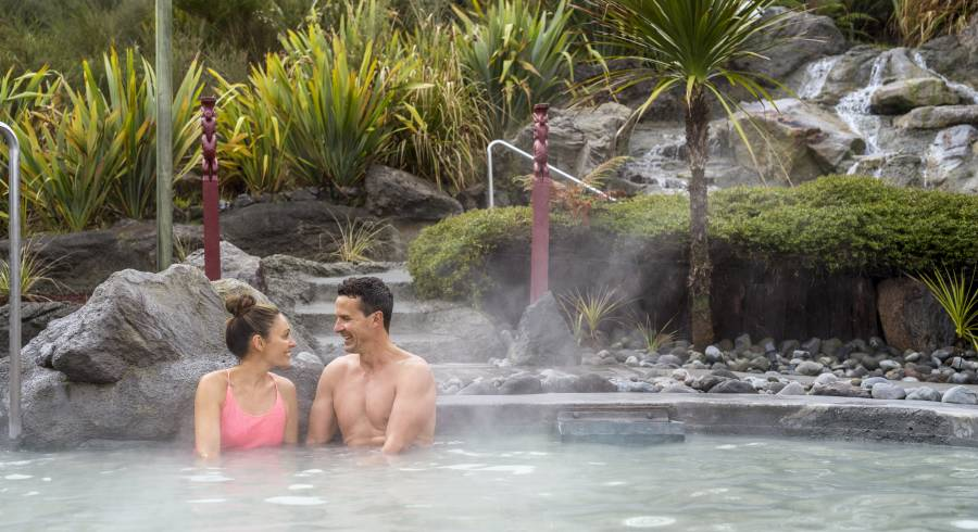 Winter in Rotorua is the best time to visit New Zealand's famous hot springs