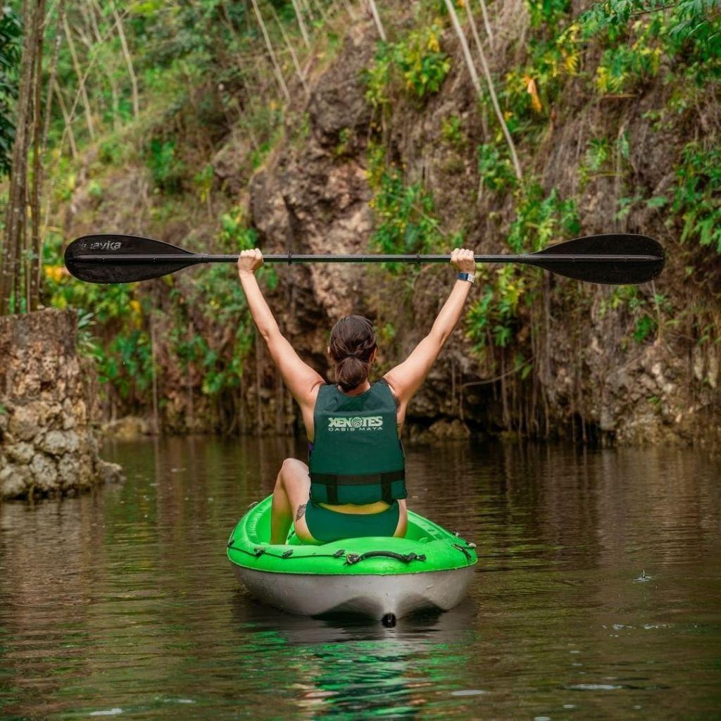 kayak-xenotes-excursions-riviera-maya