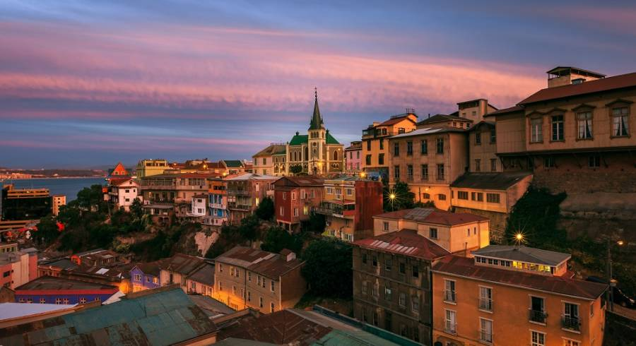 Valparaiso at dusk: the best places to visit in 2019