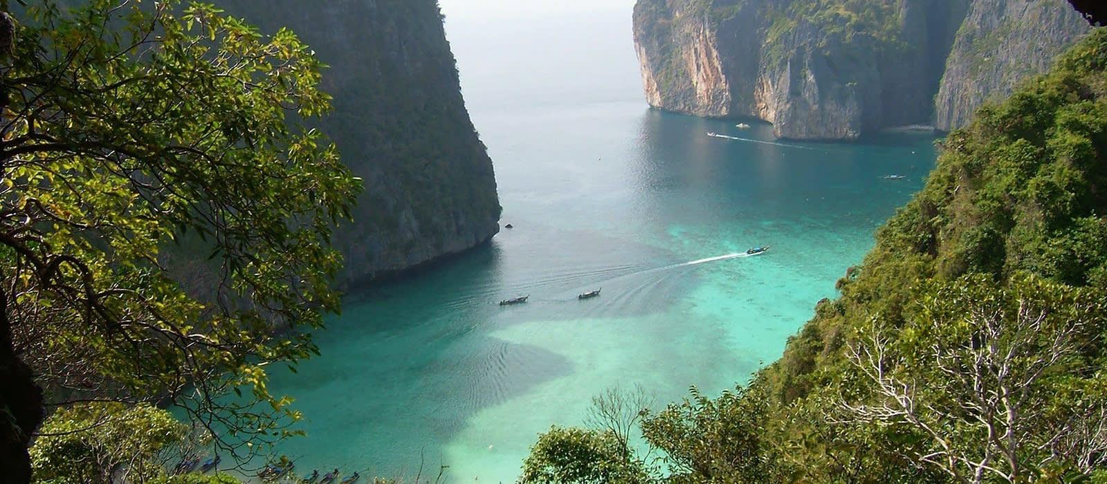 Paradise Krabi in Thailand