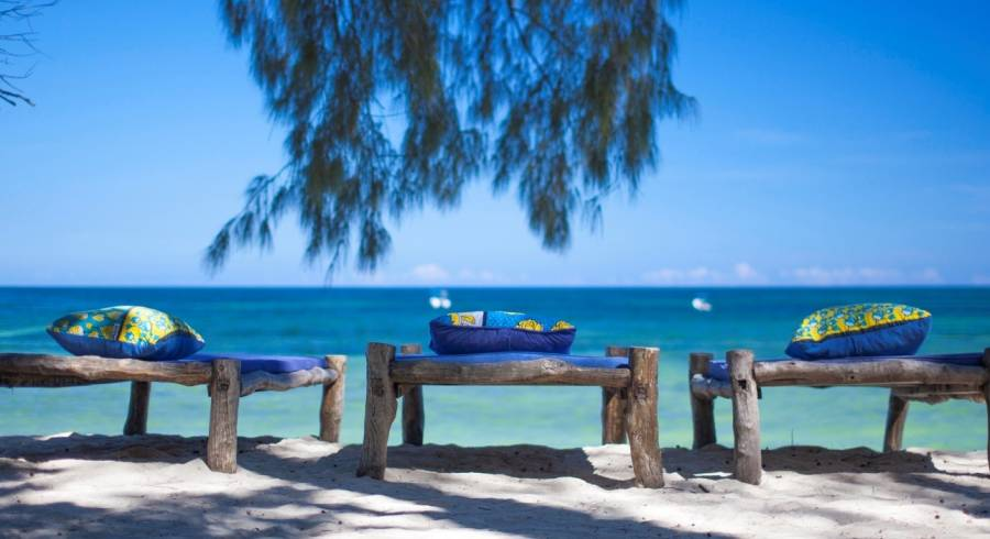 Beach destination for culture: Kenya