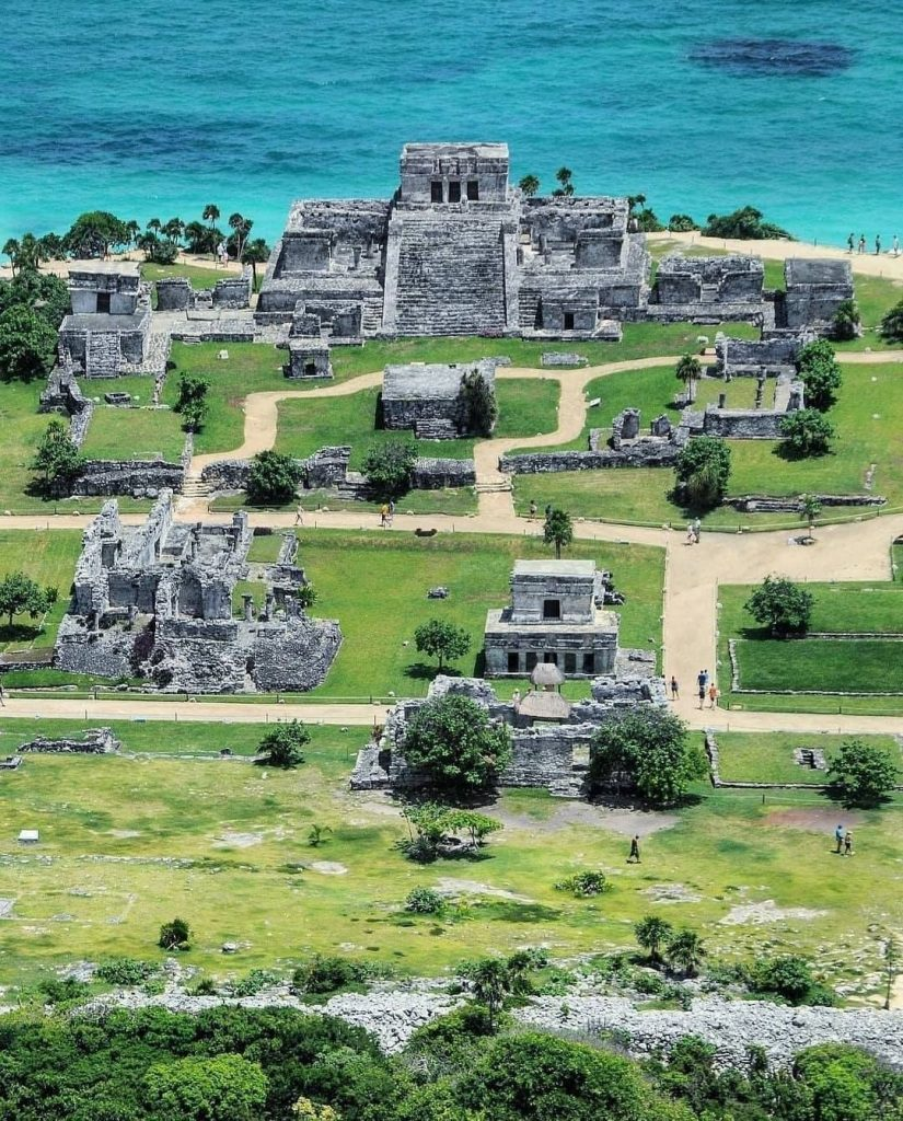 to do in tulum mexico 2021 archeological area
