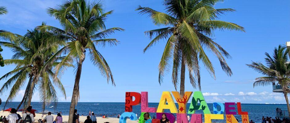 Playa Del Carmen changes