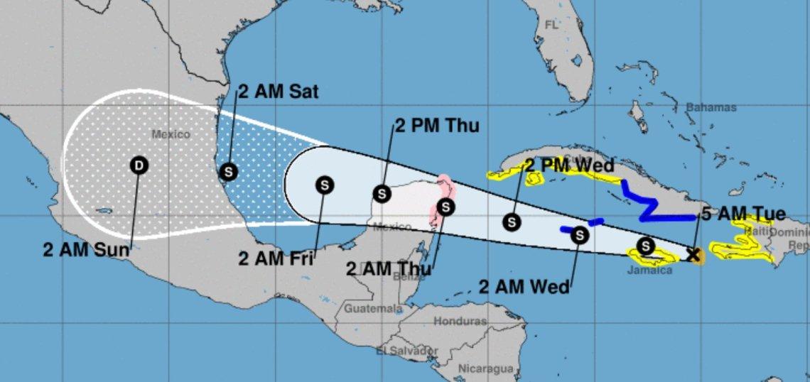 hurricane of grace