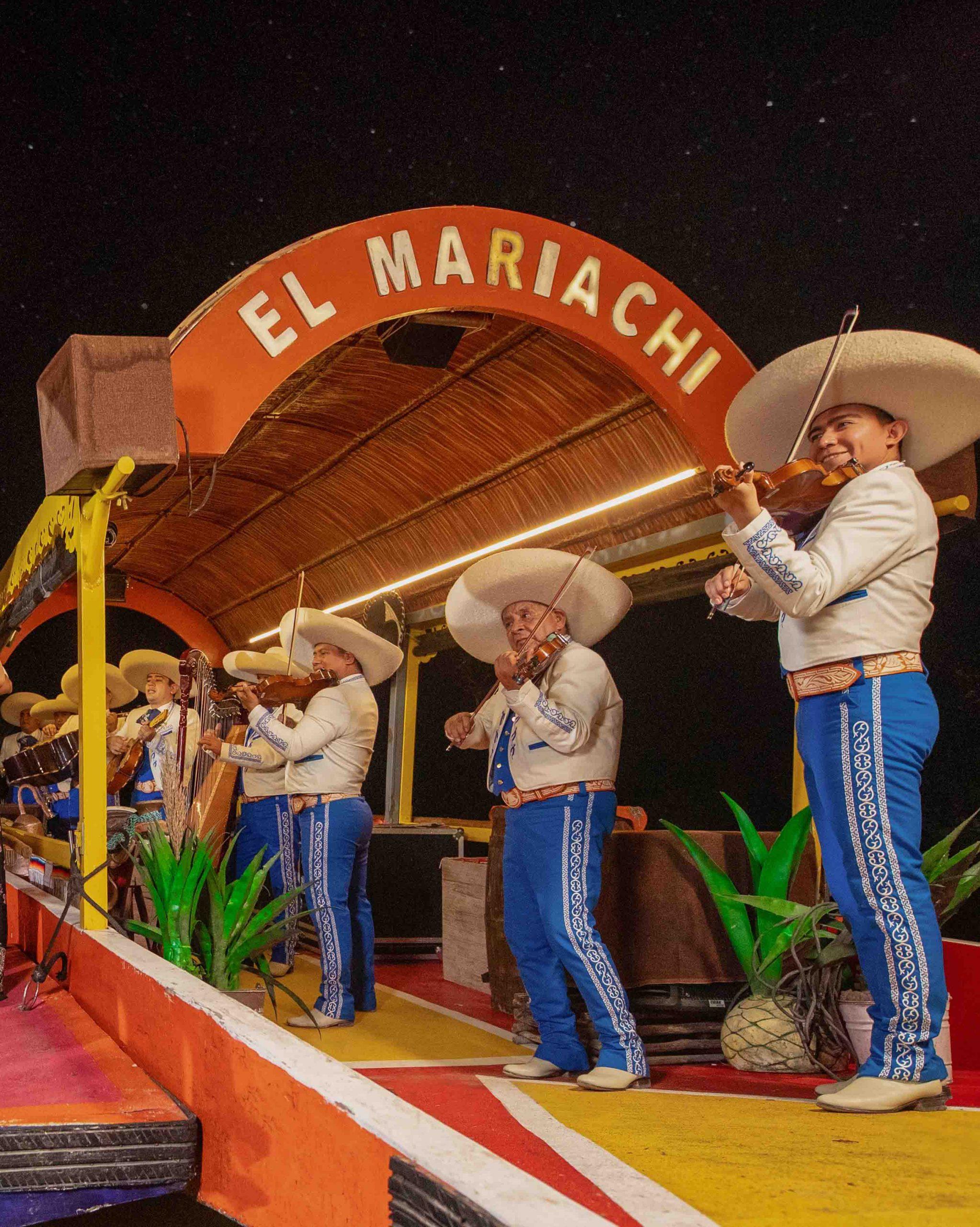 Mariachi de Xoximilco