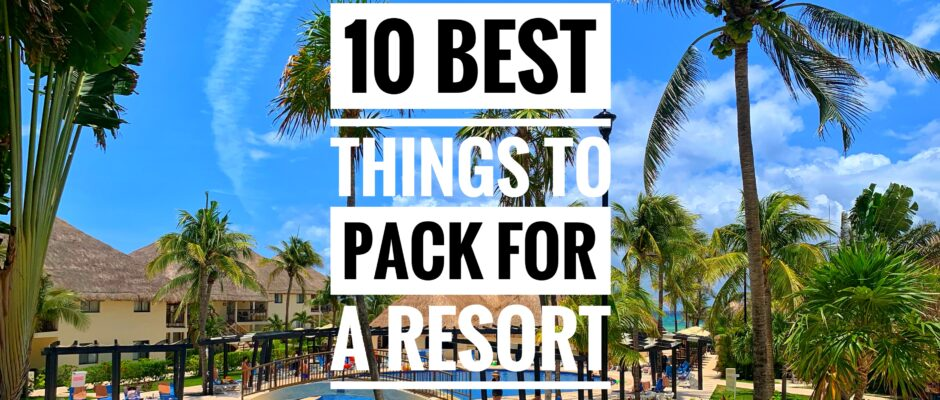 Things to do to resort
